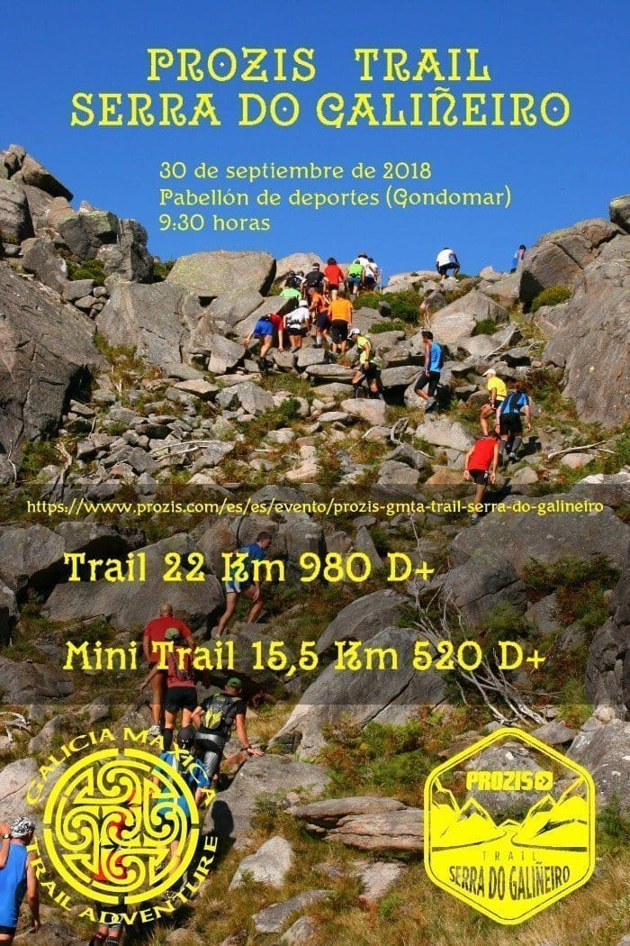 PROZIS GMTA Trail Serra do Galiñeiro