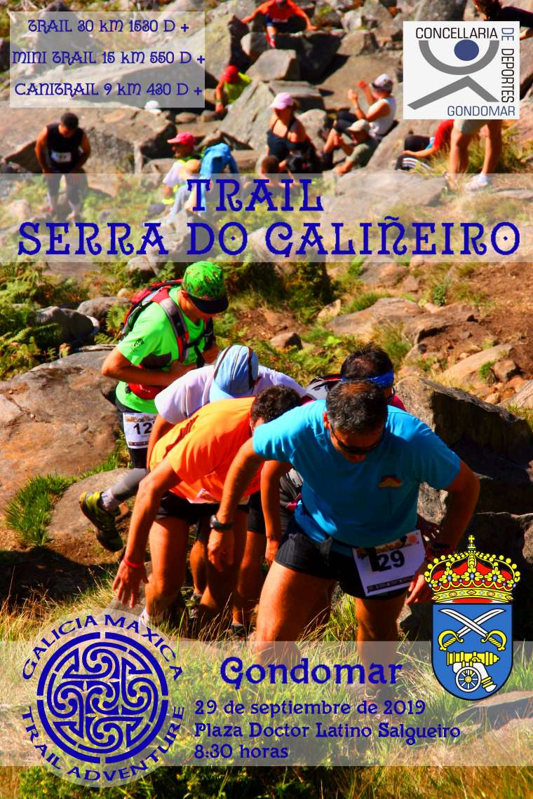 VIII Trail Serra do Galiñeiro